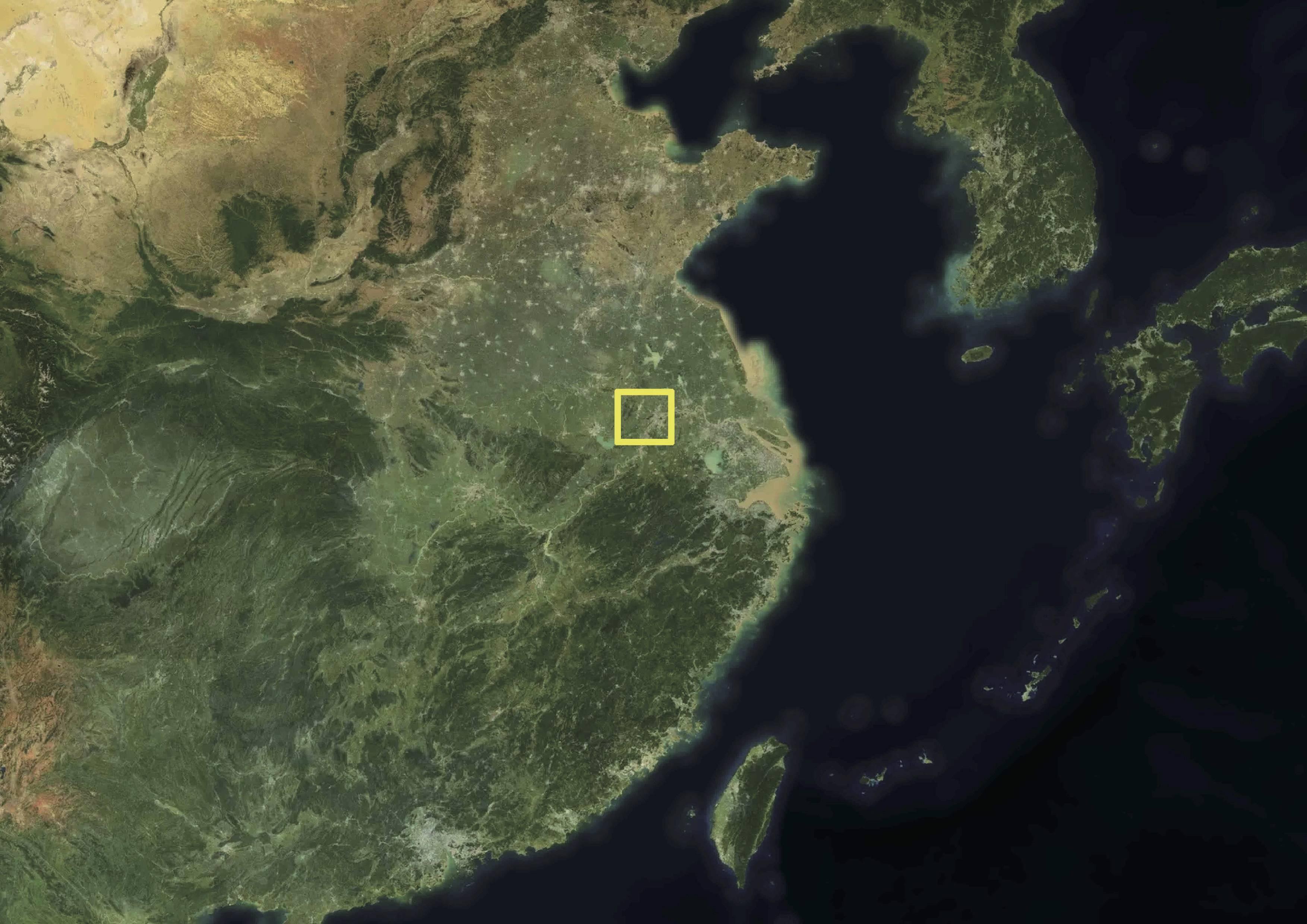 图1:中国江苏省南京市